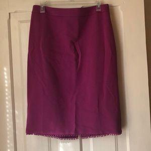 Beautiful pink purple skirt